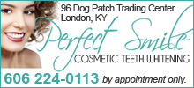 cosmetic teeth whitening, london ky
