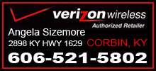 Verizon Wireless Cellular Services