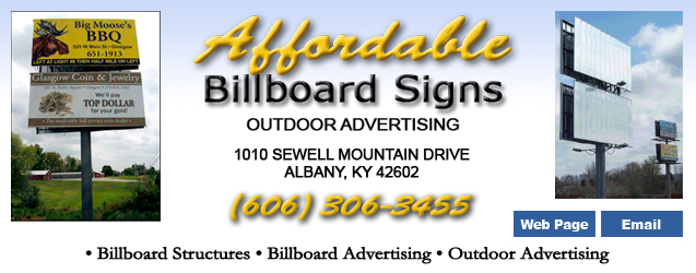 Billboards, signs, outdoor advertising, affordable, billboards, signs