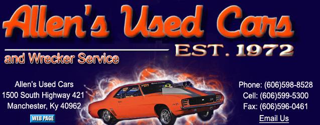 Richmond Auto Auction >> London Kentucky City Guide: Auto Rebuildable Wrecks