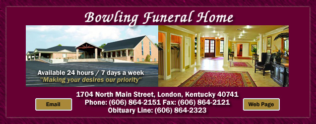 Bowling Funeral Home