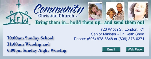 Community Christian Church, London, Ky, Kentucky