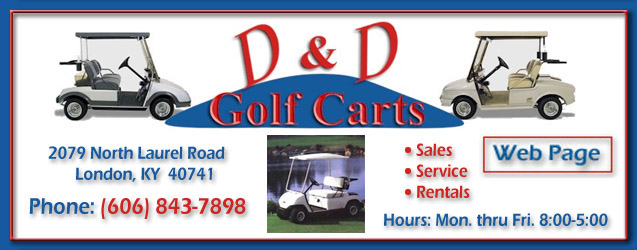 D and D Golf Carts