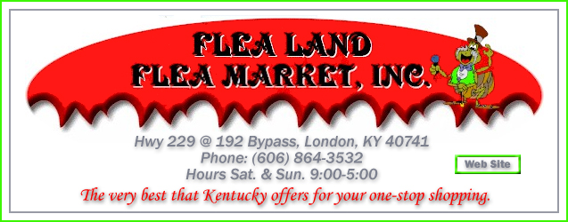 Flea Land Flea Market of London Ky