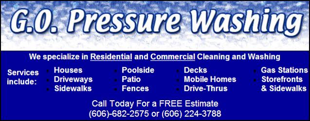 G.O. Pressure Washing