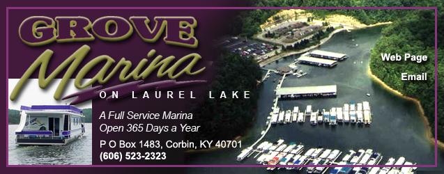 Grove Marina, Corbin, KY