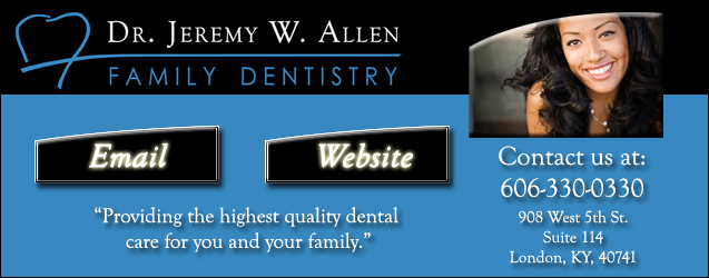 J W Allen Dentistry - London, Ky