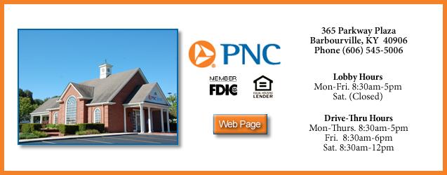 PNC Bank, Barbourville, KY