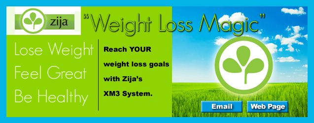 Zija Weight Loss Magic